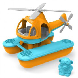 Green Toys Wasserhelikopter