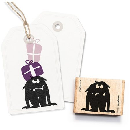 Stempel Monster Waldemar